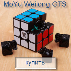 MoYu Weilong GTS
