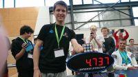 Снова Земдегс! Новый мировой рекорд по сборке кубика Рубика.