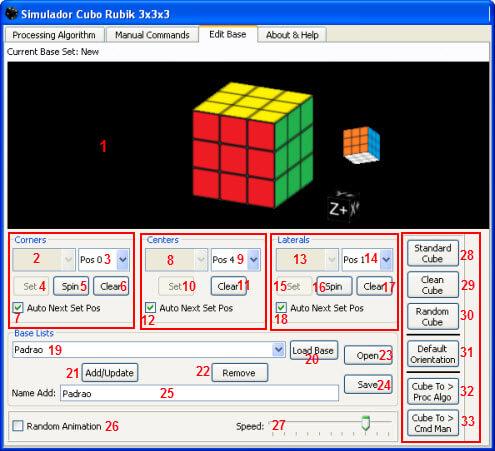 Программы для сборки кубик рубика